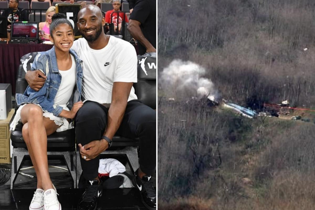 Morte Kobe e Gianna Bryant: l'errore del pilota