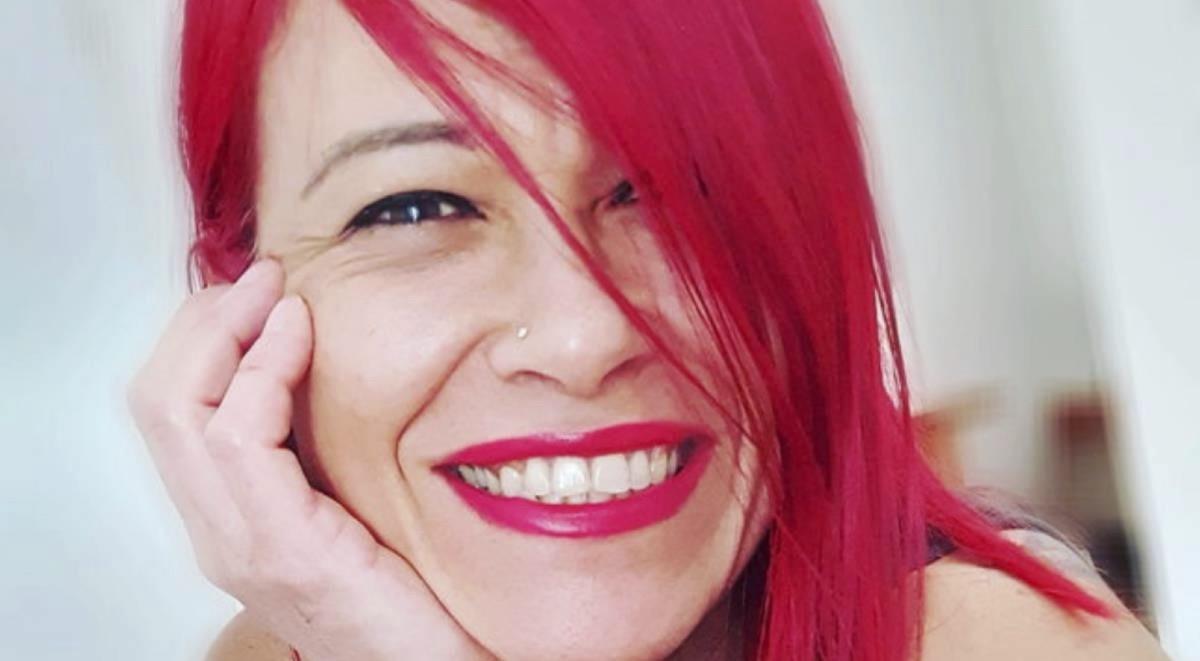 Lidia Peschechera sorridente