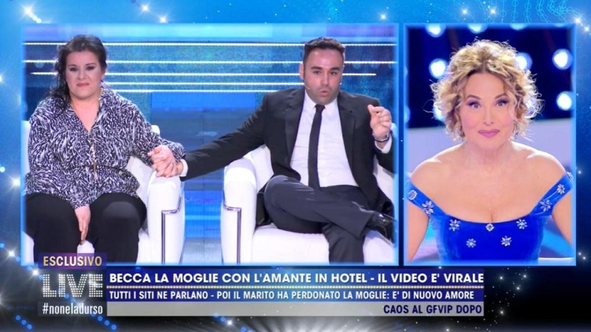 Gianluca e Grazia