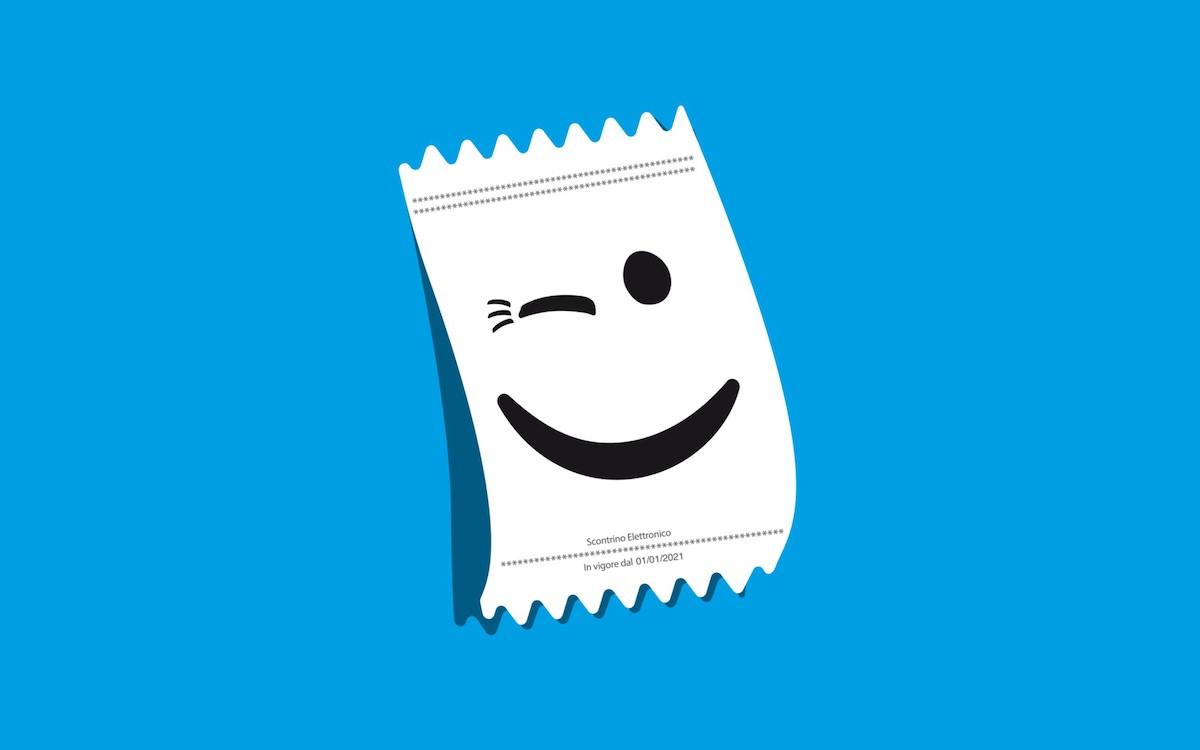 Logo lotteria degli scontrini