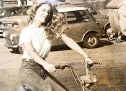 Maria Teresa Ruta da giovane