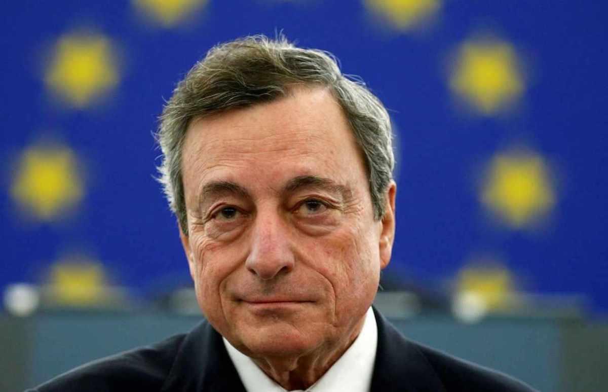 Draghi Mario numero uno Banca centrale europea