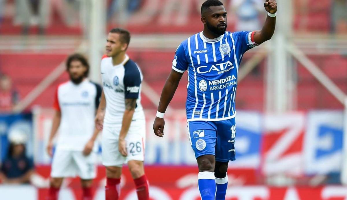 Lutto nel calcio: Morro Garcia si è tolto la vita