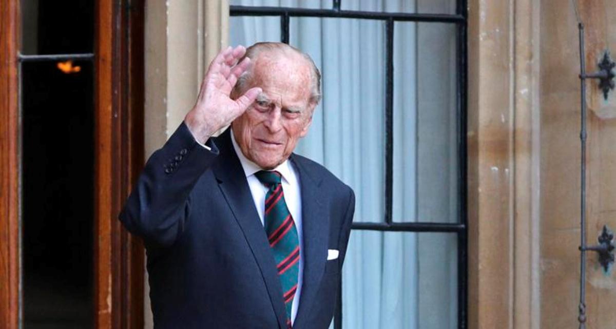 Principe Filippo e la nota della Royal Family