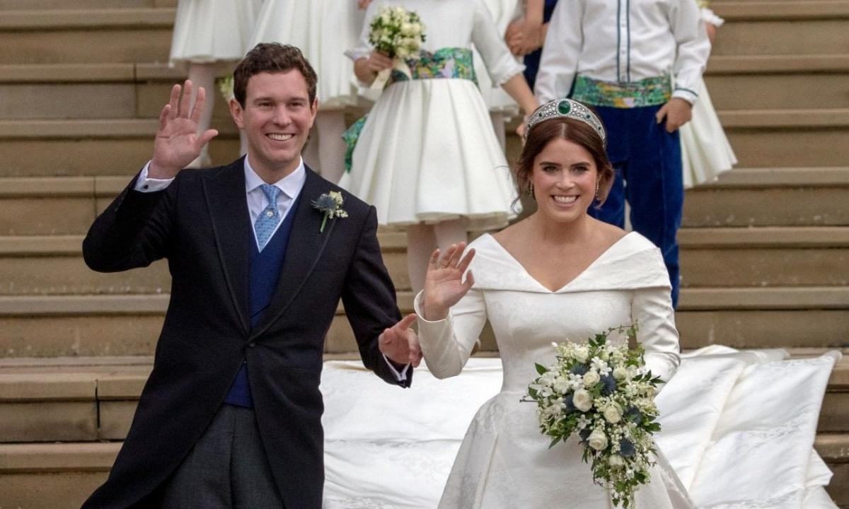 Nato il Royal Baby: la Principessa Eugenie è mamma