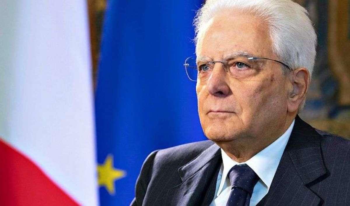 Mattarella Sergio profilo