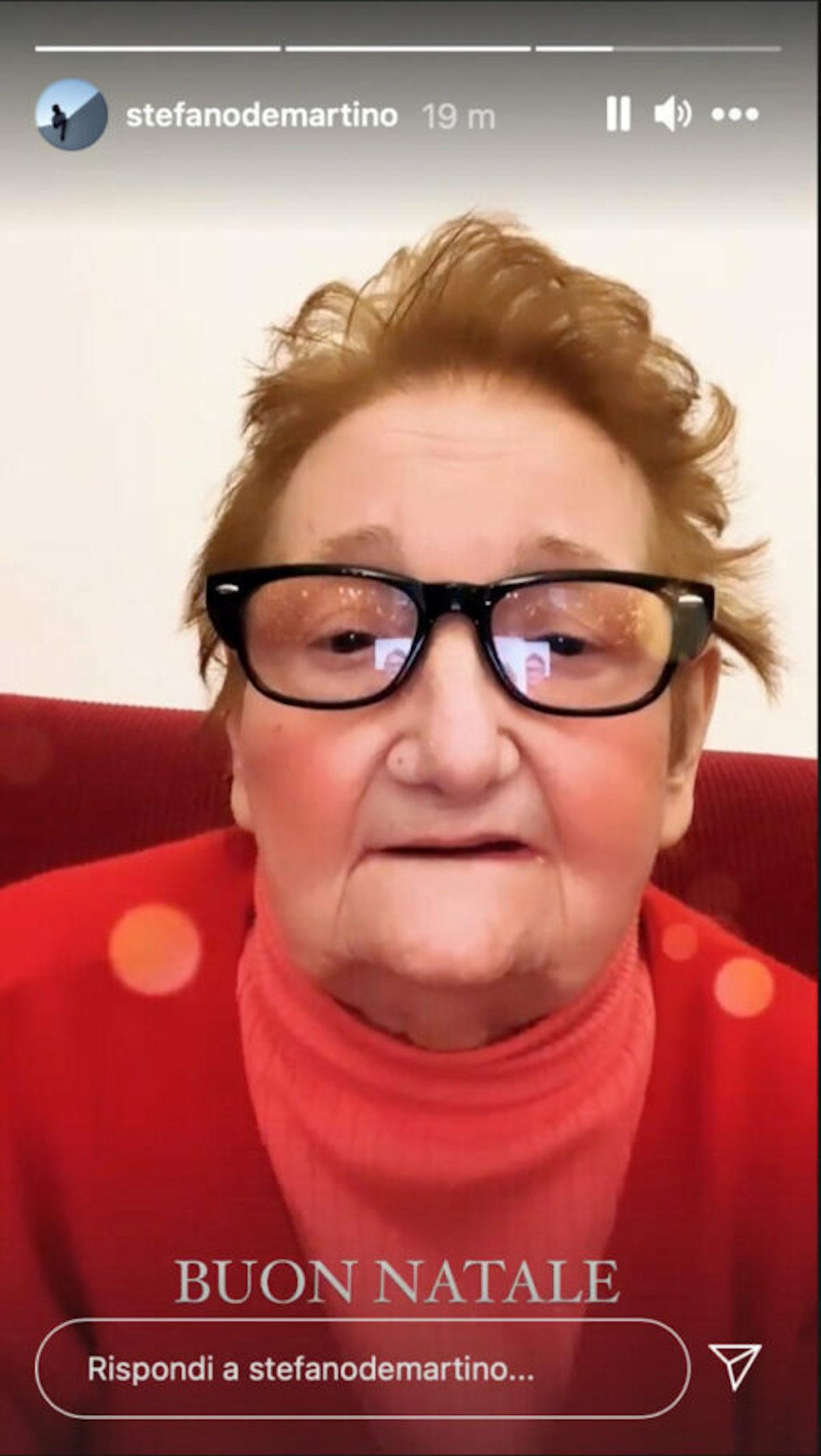 Nonna Elisa story