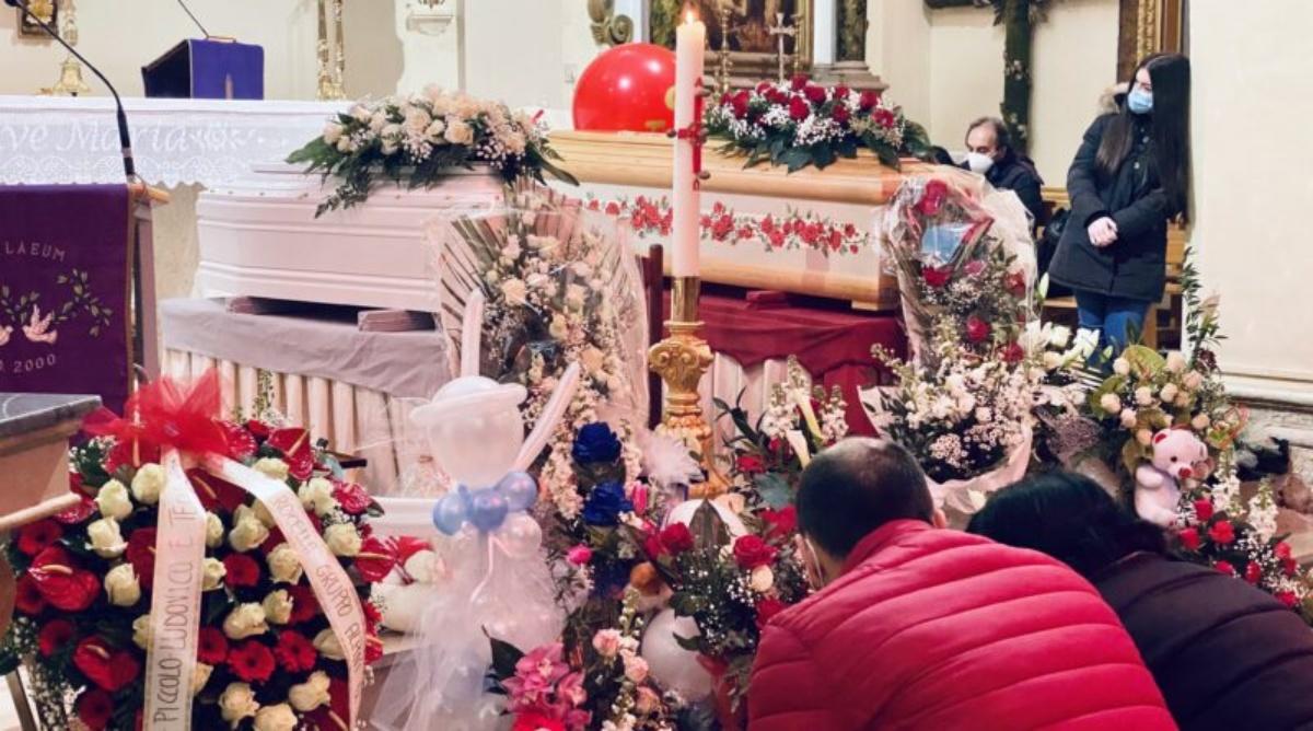 Funerale Teodora Casasanta e Ludovico