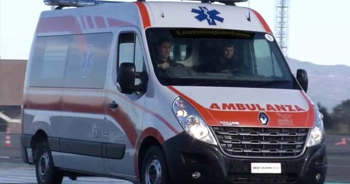 Valerio Massimo Manfredi portato d'urgenza in ospedale