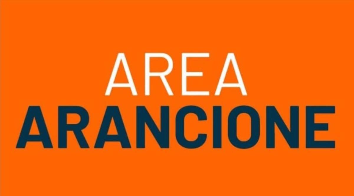 Provvedimento arancione zona