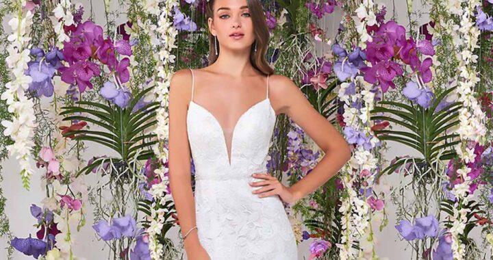 I migliori abiti da sposa a sirena per valorizzare le forme