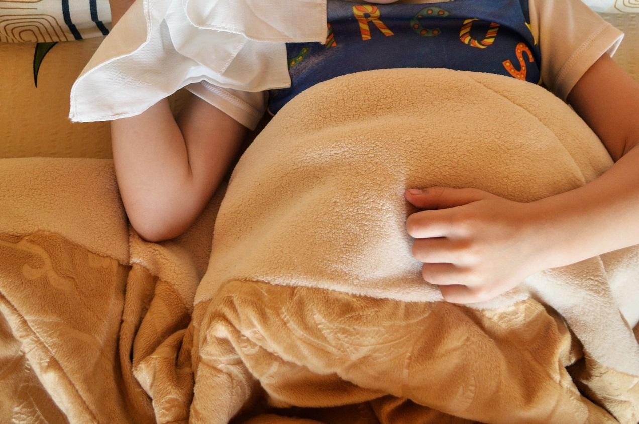 bambino di 4 anni guarito da un tumore