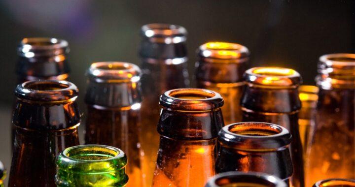 colli delle bottiglie