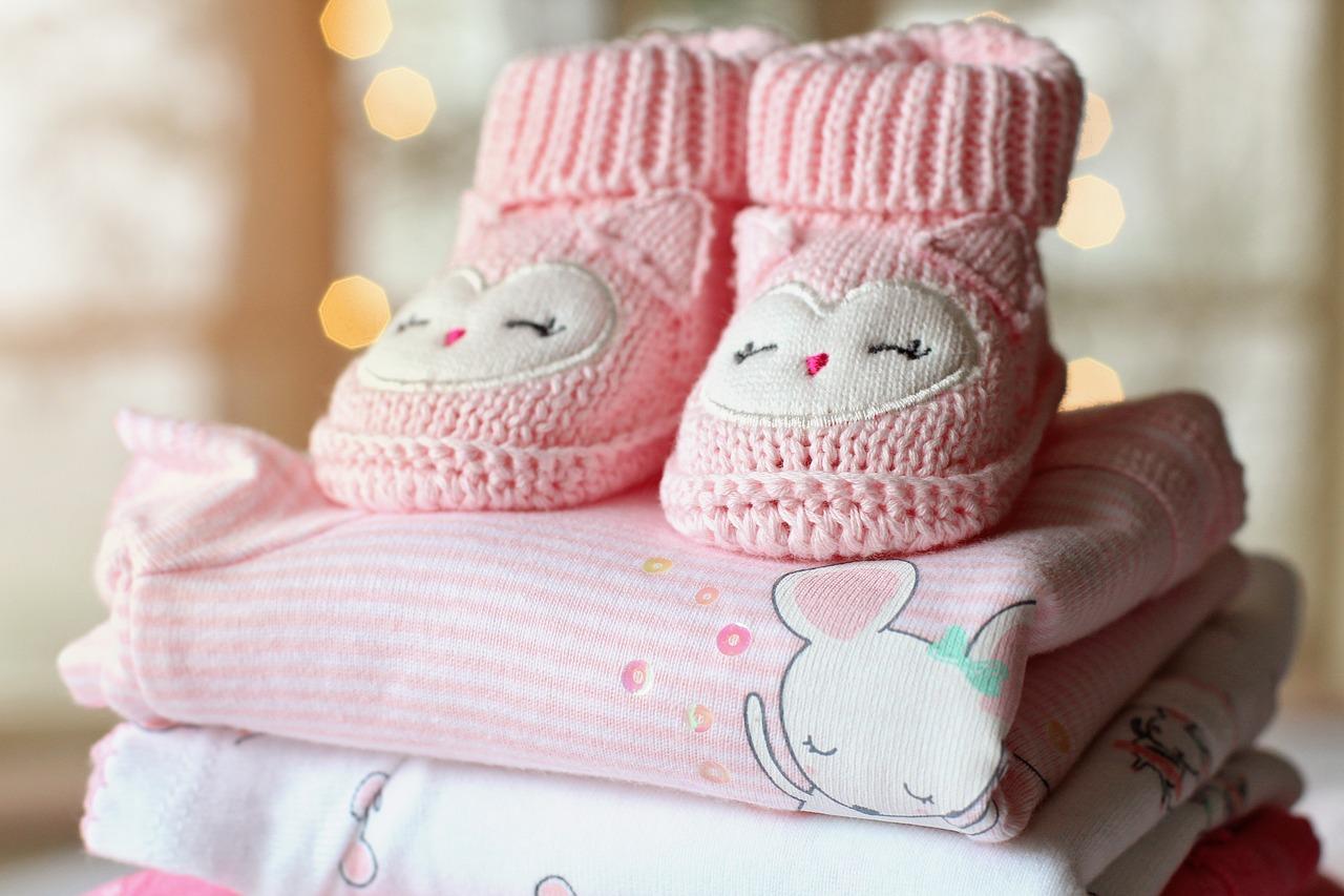 Vestitini per la neonata