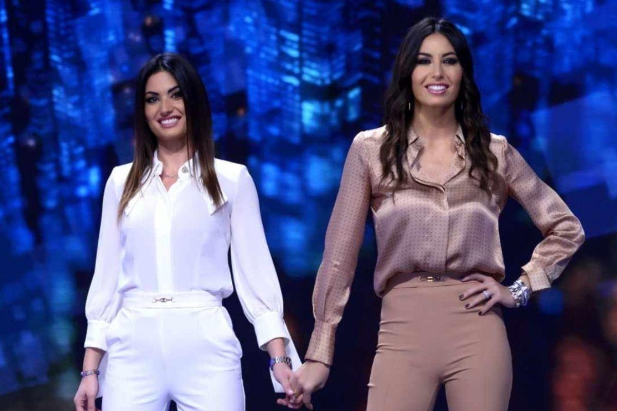 elisabetta gregoraci e la sorella