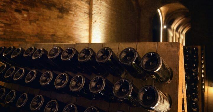 fondo a campana bottiglie