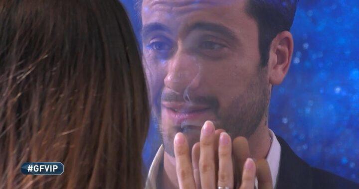 GF Vip: Ariadna Romero torna per parlare con Pretelli