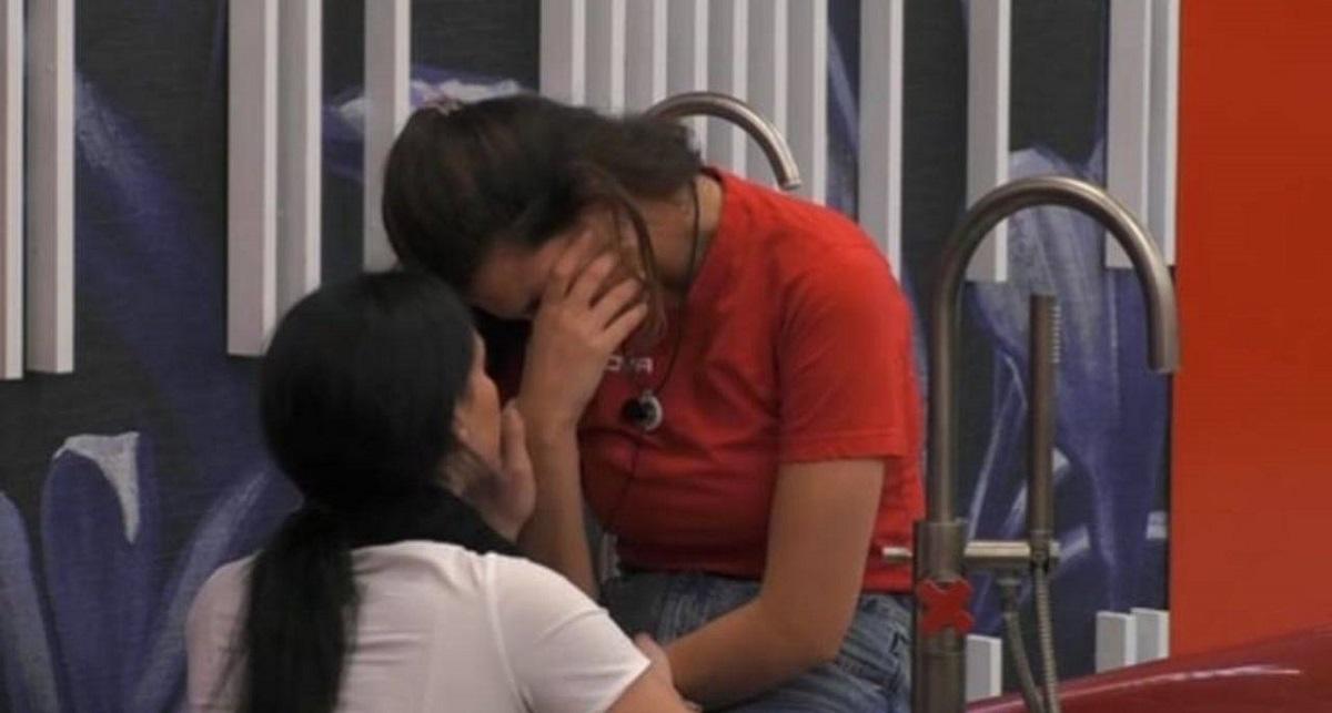 GF Vip, Dayane Mello in lacrime attacca Tommaso Zorzi