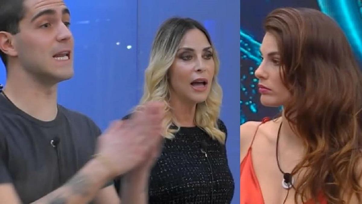 GF Vip, Tommaso Zorzi attacca Dayane