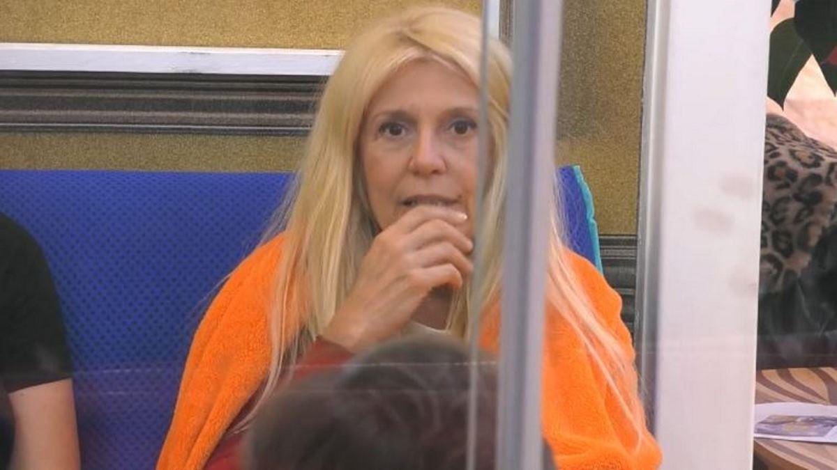 """GF Vip, intervento per Maria Teresa Ruta: """"Brucio la casa"""""""