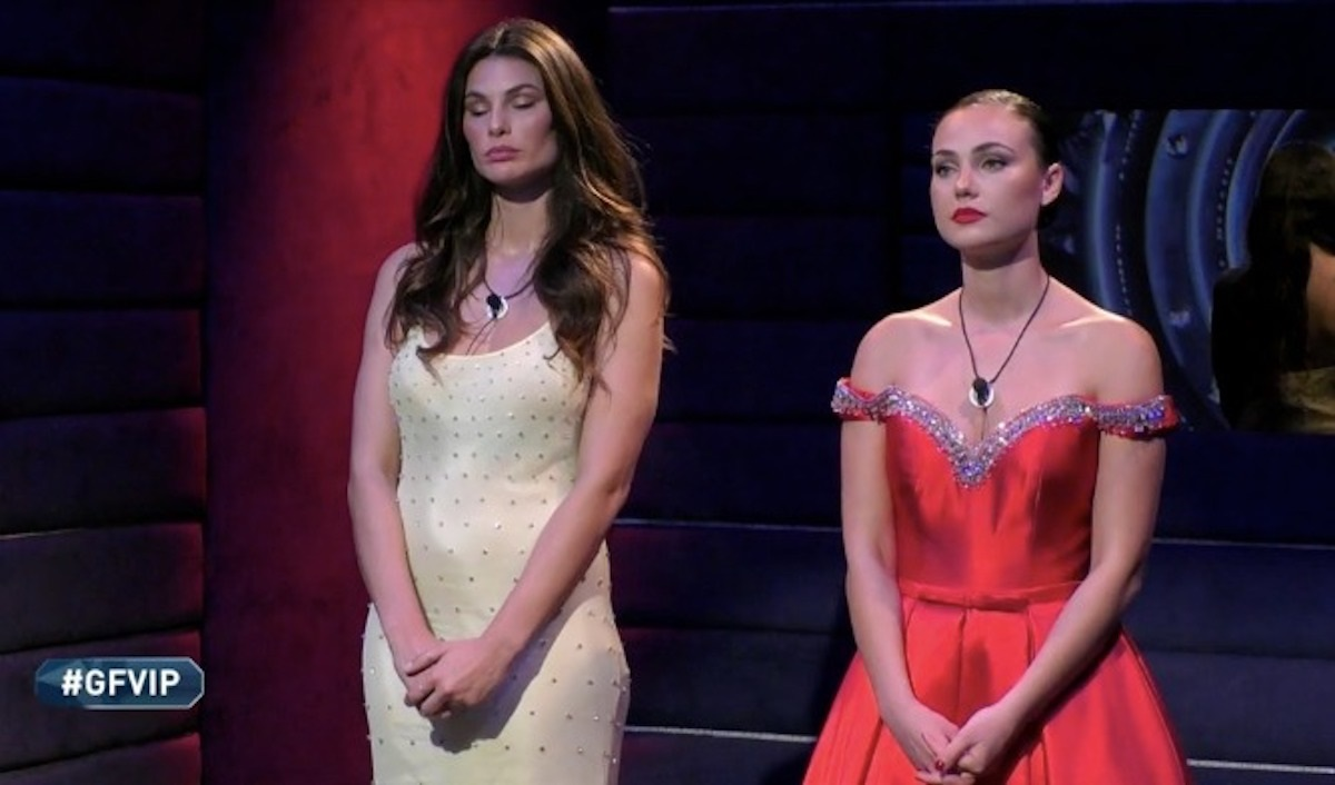 GF Vip: l'abito extra lusso di Dayane Mello