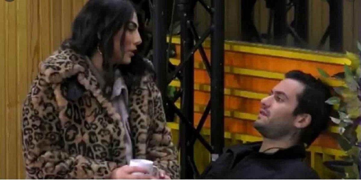 GF Vip: Pierpaolo Pretelli geloso di un ex di Giulia