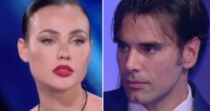 """GF Vip: Rosalinda Cannavò affronta Massimiliano Morra: """"Sei stato tu a dirmi che sei gay"""""""