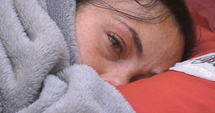 GF Vip, Rosalinda Cannavò in lacrime