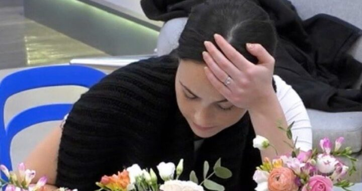 GF Vip: Rosalinda scrive una lettera a Zenga