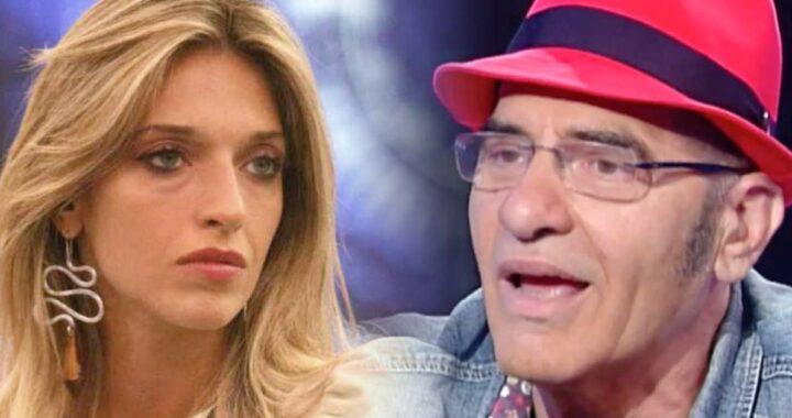 Guenda Goria: duro attacco a Francesco Baccini