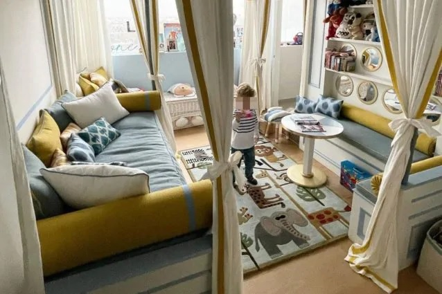 La nuova stanza di Leo