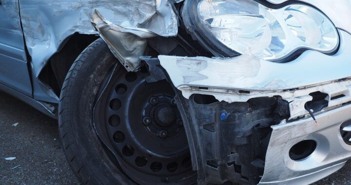 Incidente stradale grave