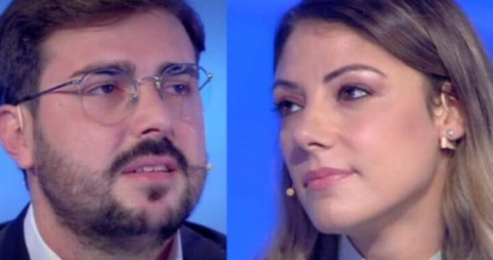 C'è Posta per te, Pasquale chiede perdono ad Anna dopo averla tradita e spiega anche il motivo per cui è entrato in crisi