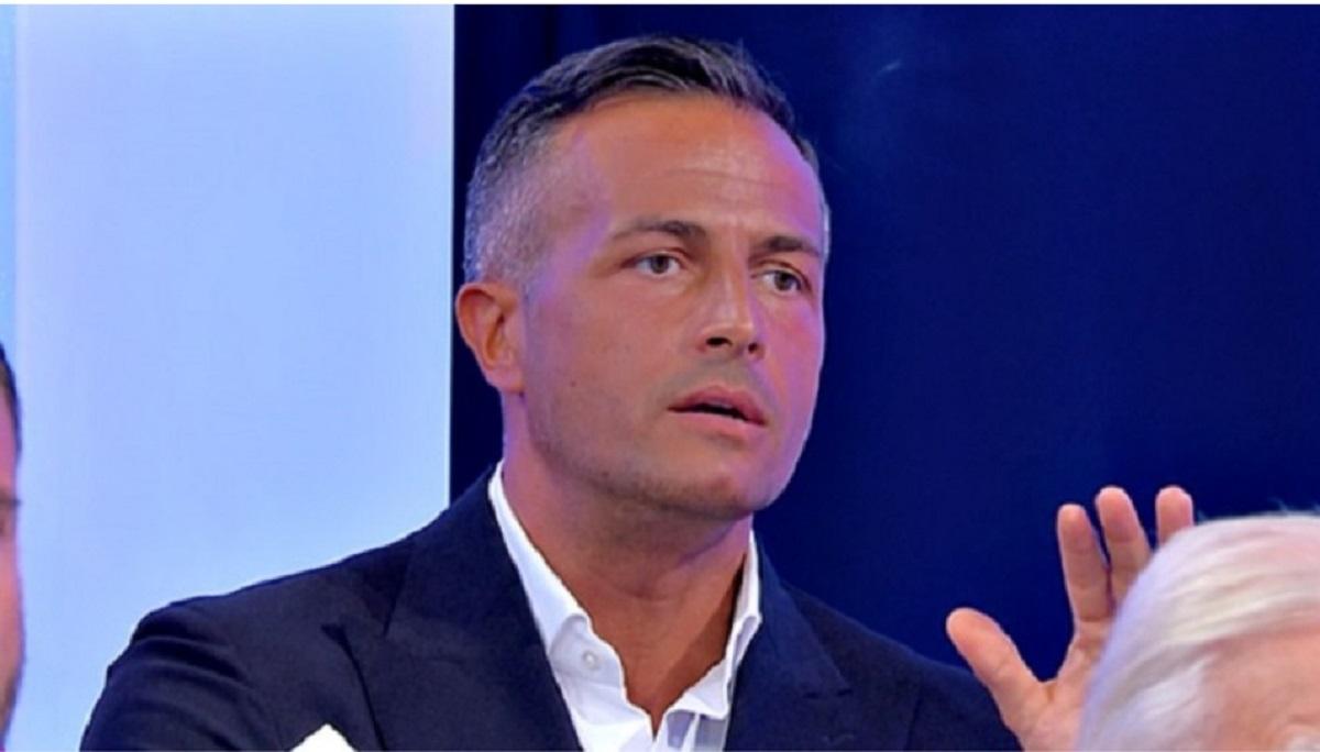 UeD: Riccardo Guarnieri abbandona lo studio