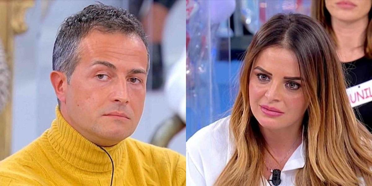 """UeD, Roberta Di Padua: """"Tra di noi intimità si, ma senza baci"""""""