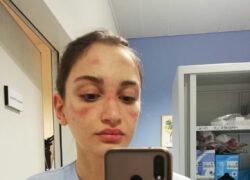 Selfie Alessia Bonari