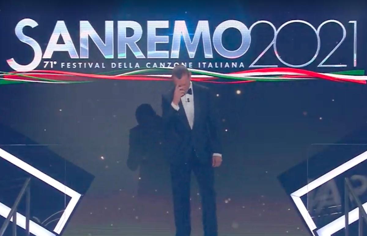 Inizio Sanremo 2021