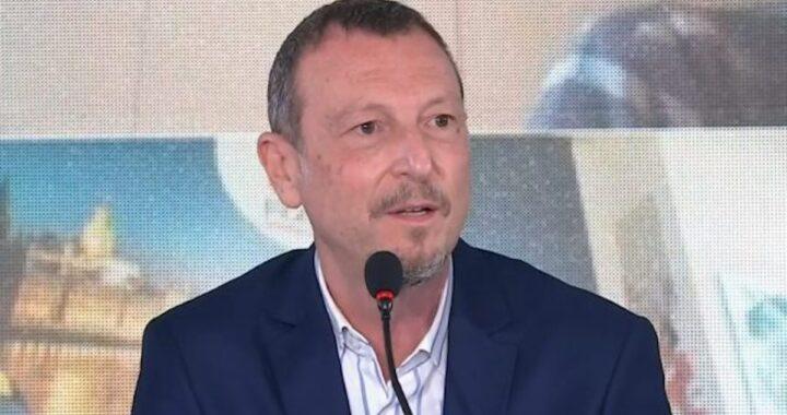 """Sanremo 2021, è bufera sul gesto di Amadeus, Red Canzian dei Pooh: """"Una cosa orrenda"""""""
