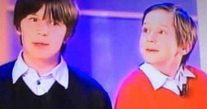 Lo riconoscete il bambino sulla destra? È stato protagonista al GF Vip 5