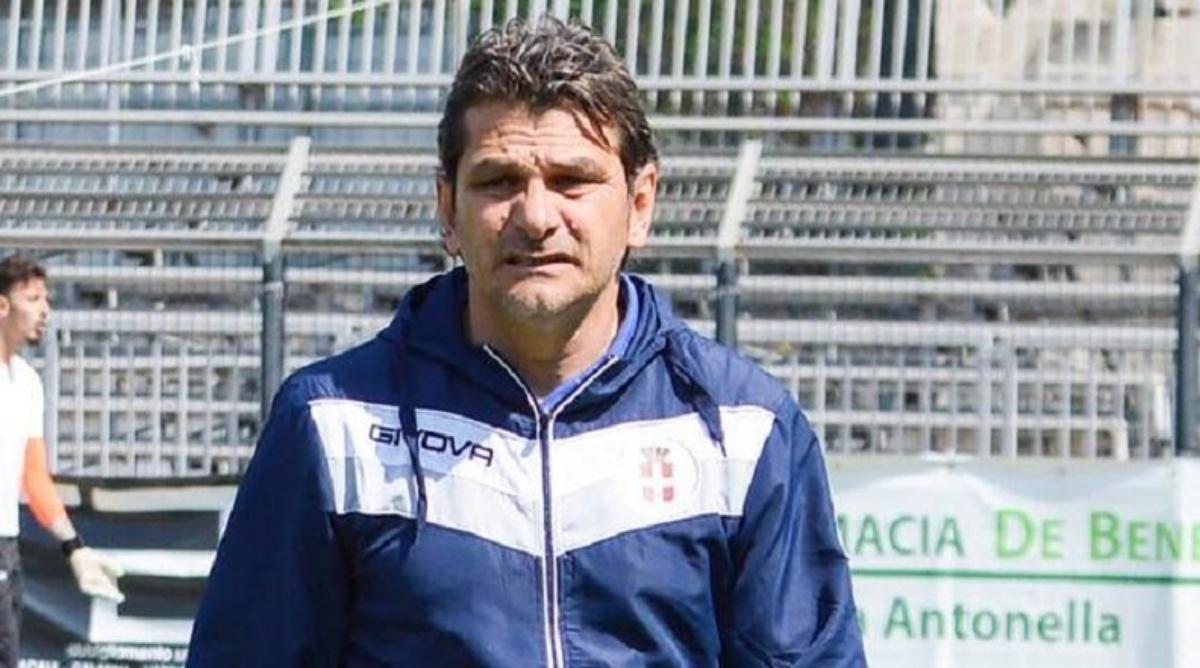 Antonio Vanacore, ex calciatore ed ora allenatore, è morto a soli 46 anni