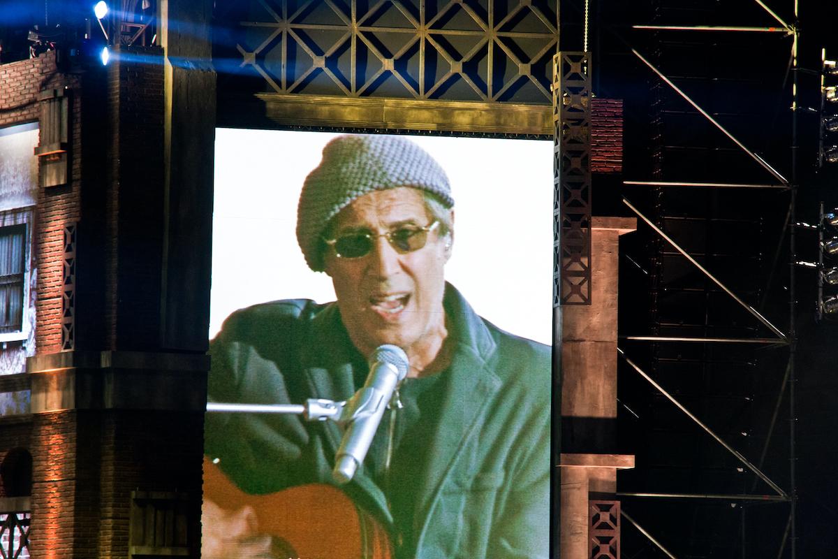 Adriano Celentano concerto