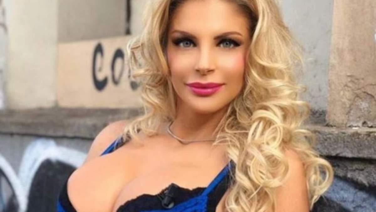 Francesca Cipriani sorridente
