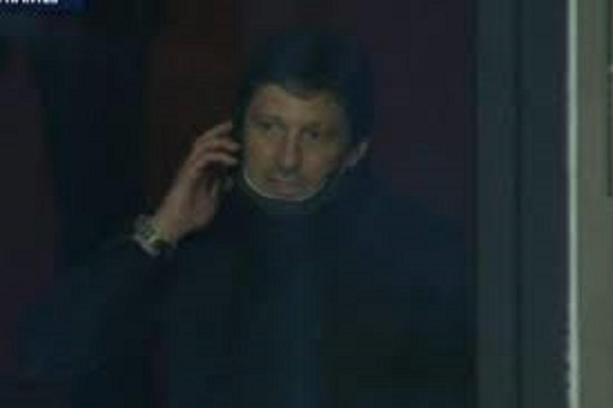 dirigente PSG
