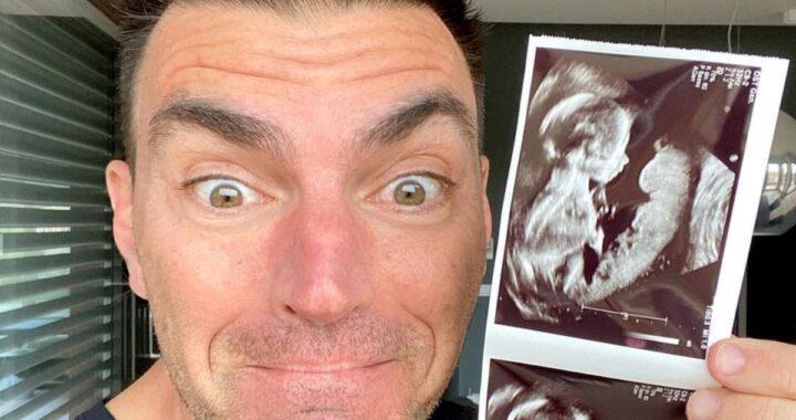 Gabry Ponte papà per la prima volta: l'annuncio su Instagram