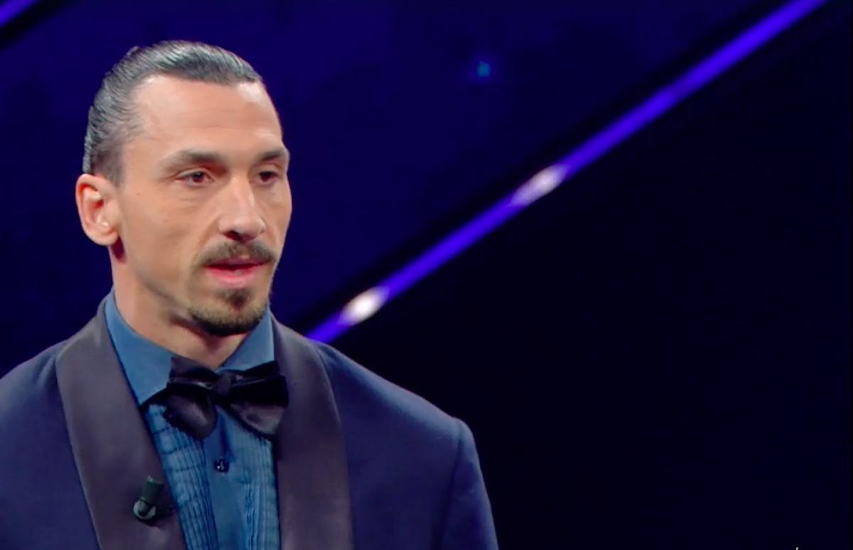 Ibrahimovic ospite a Sanremo