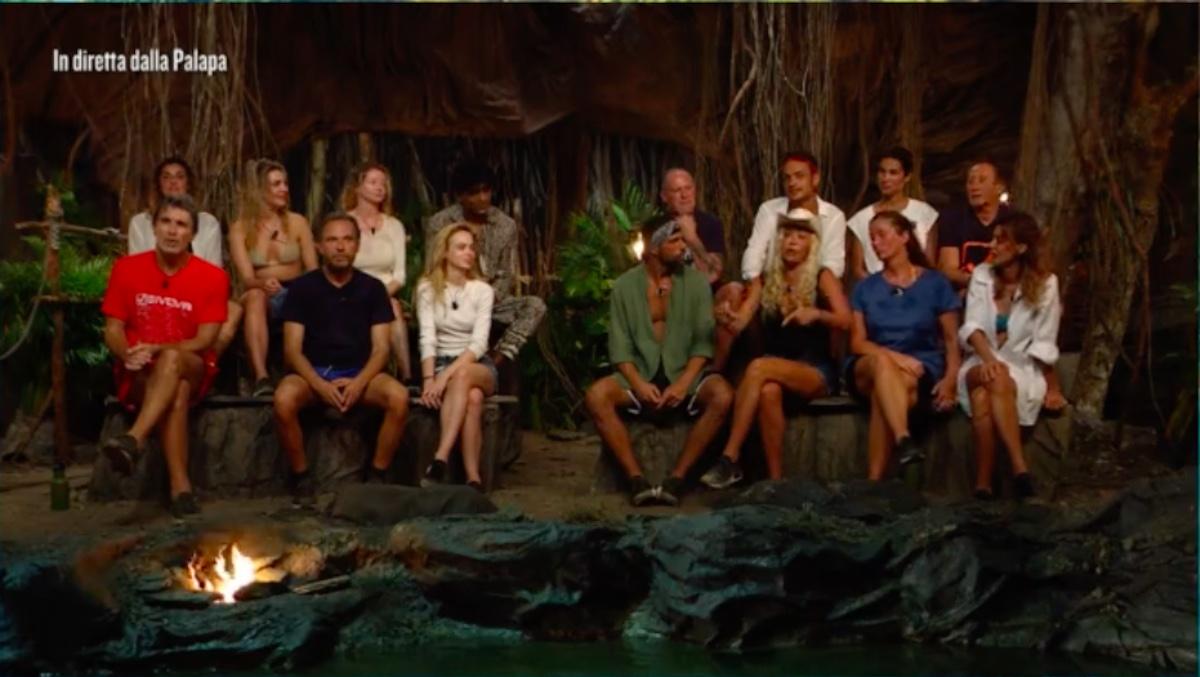 L'Isola dei Famosi cast