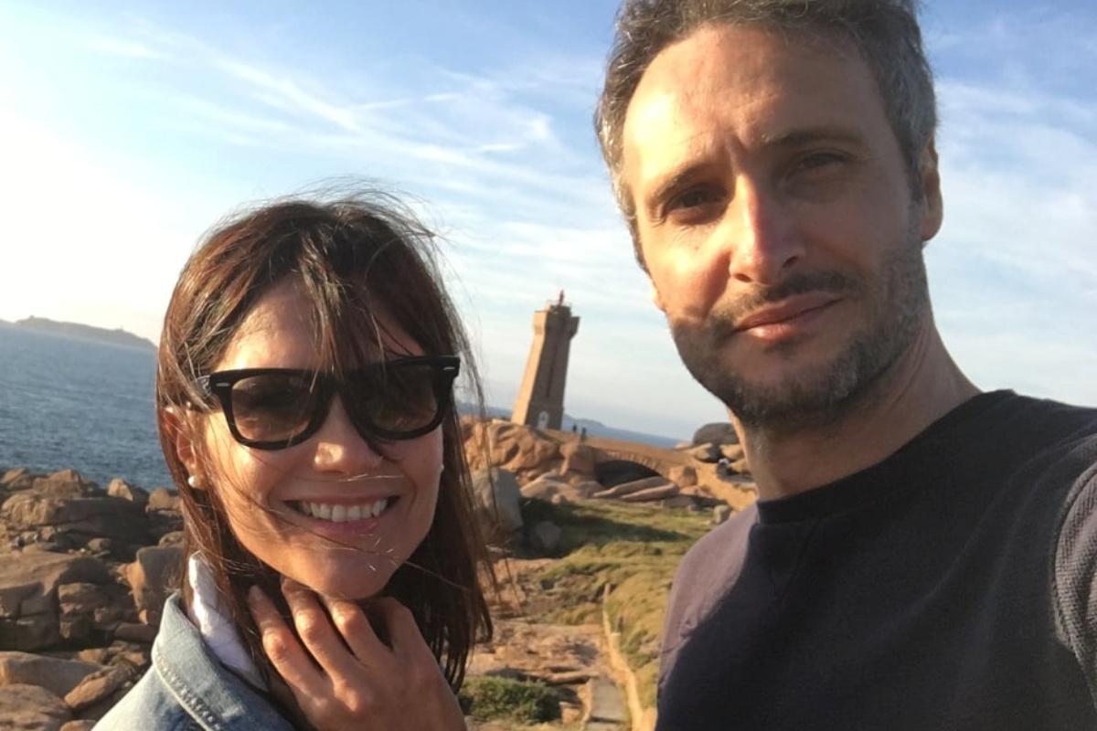 Linda Collini e Jgor Barbazza sono diventati genitori della piccola Nina