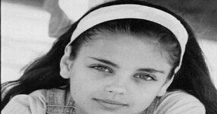 L'avete riconosciuta? Da adolescente ha mentito sulla sua età per lavorare e ha sposato il primo ragazzo che ha baciato