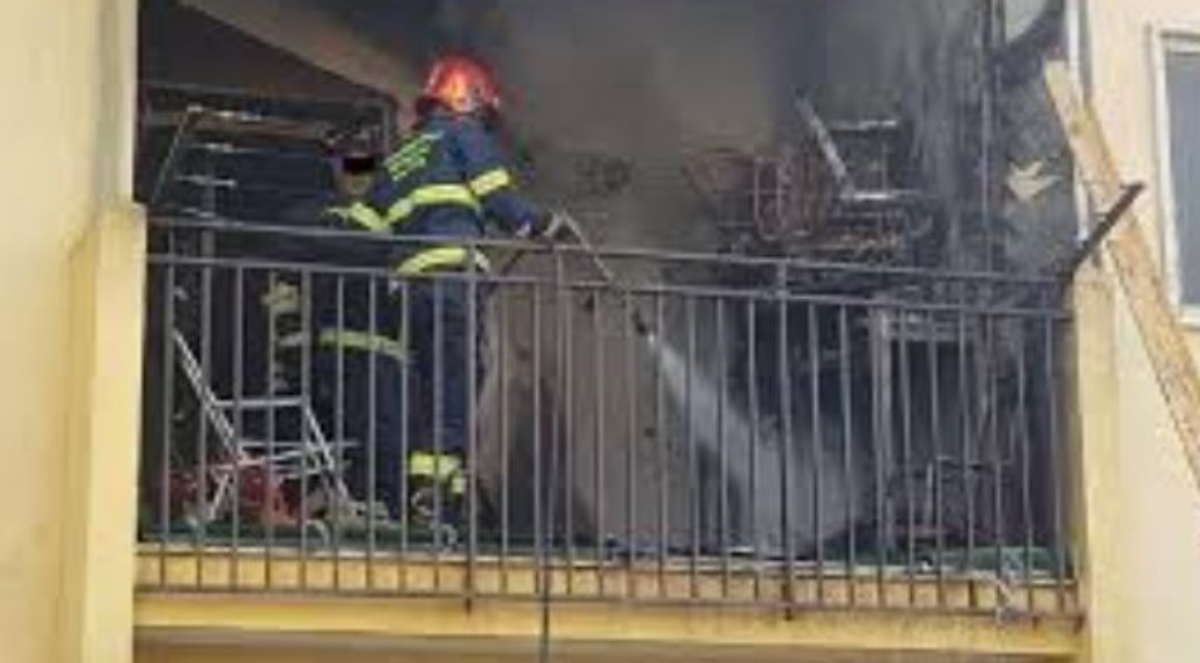 Natalia Dimitrova Beliova morta in un incendio a Battipaglia