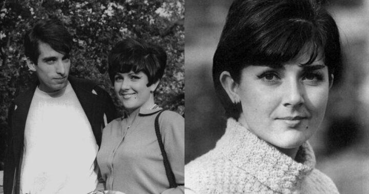 Una leggenda della musica italiana. Qui era una giovane e sempre bellissima donna: l'avete riconosciuta?